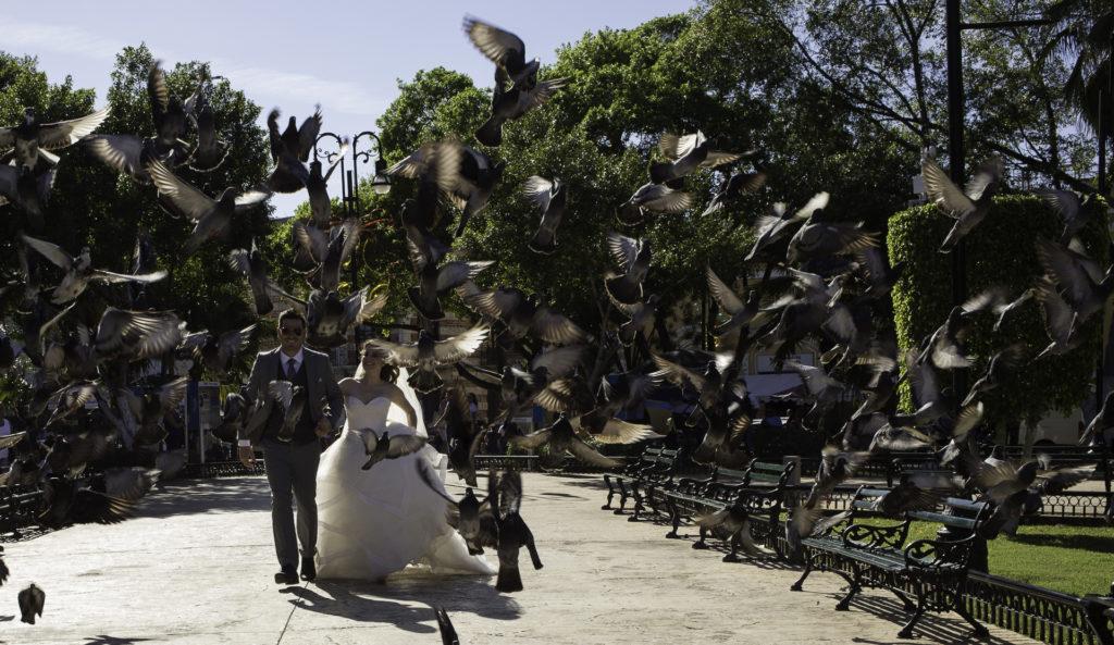 Hochzeit in Mexiko