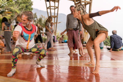 Ecstatic Sun Dance at Eagles Nest Atitlan 2019