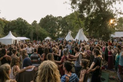 New Healing 2018 in Germany