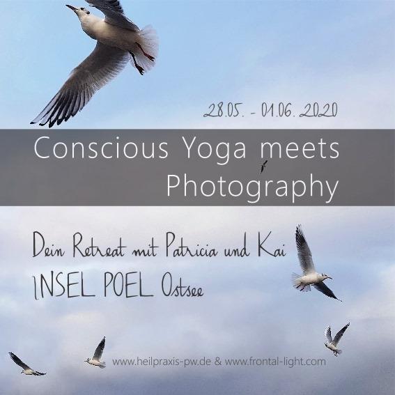 Conscious Yoga meets Photography Retreat